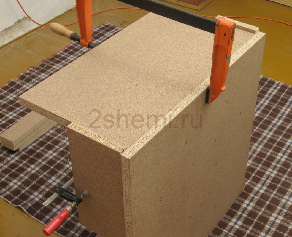 Компактный сабвуфер на 300 ватт