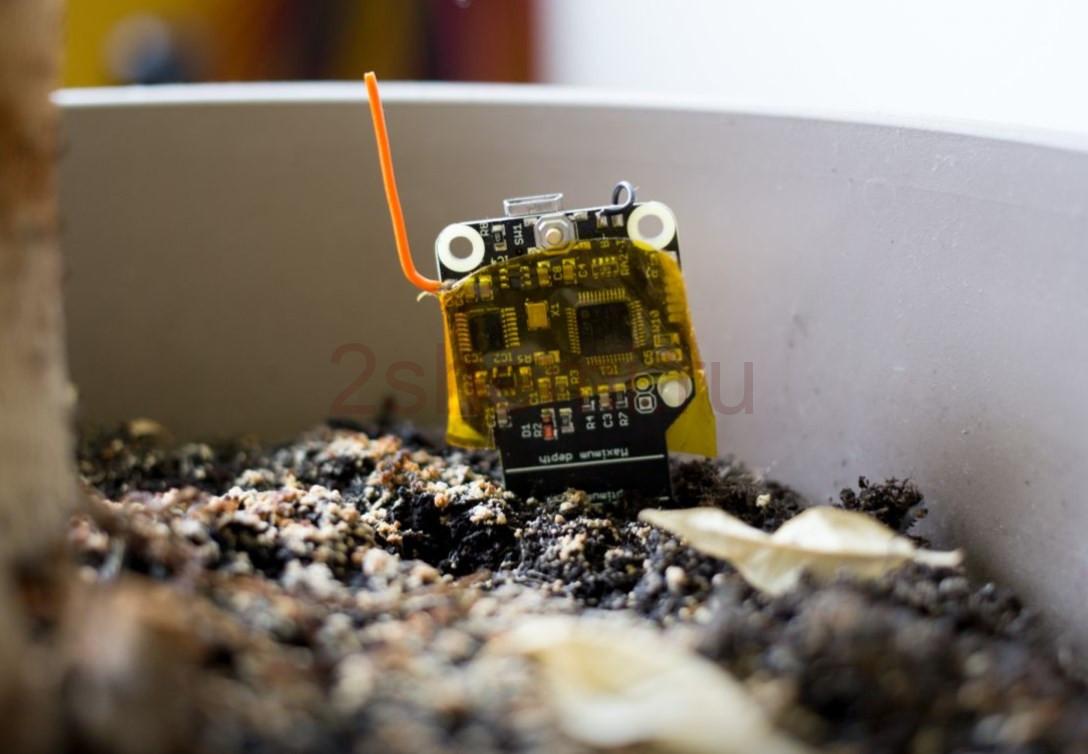 Беспроводной датчик влажности почвы