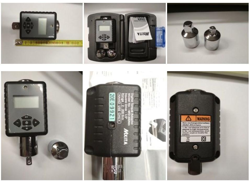 Цифровой динамометрический адаптер: обзор, отзывы, тест