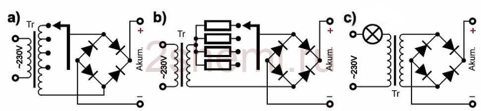 Свинцовые аккумуляторы: зарядка и правильное обслуживание АКБ авто