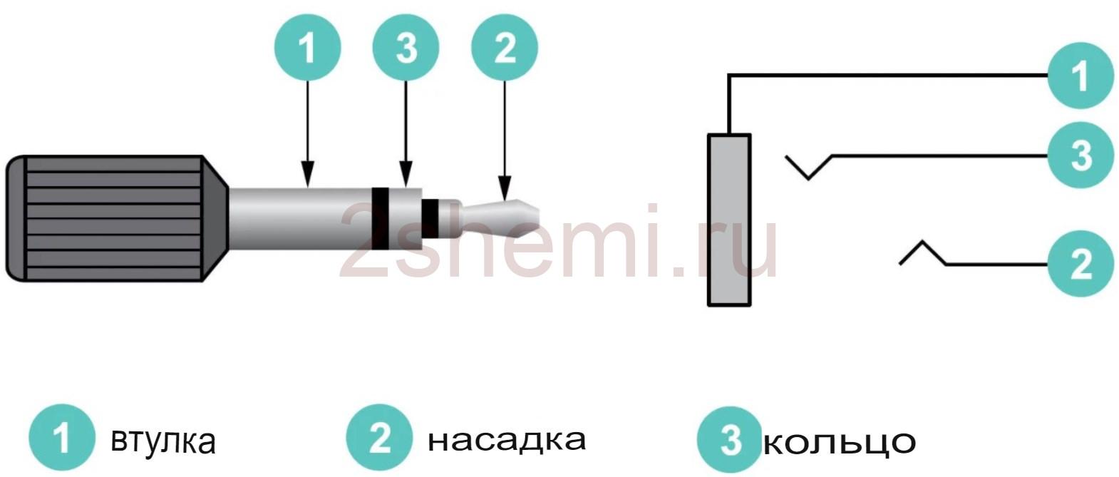 Секреты подключения разъёма Джек-3,5 мм
