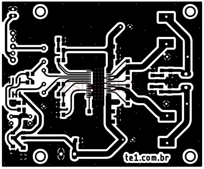Схема усилителя мощности звука D-класса на TPA3116D2