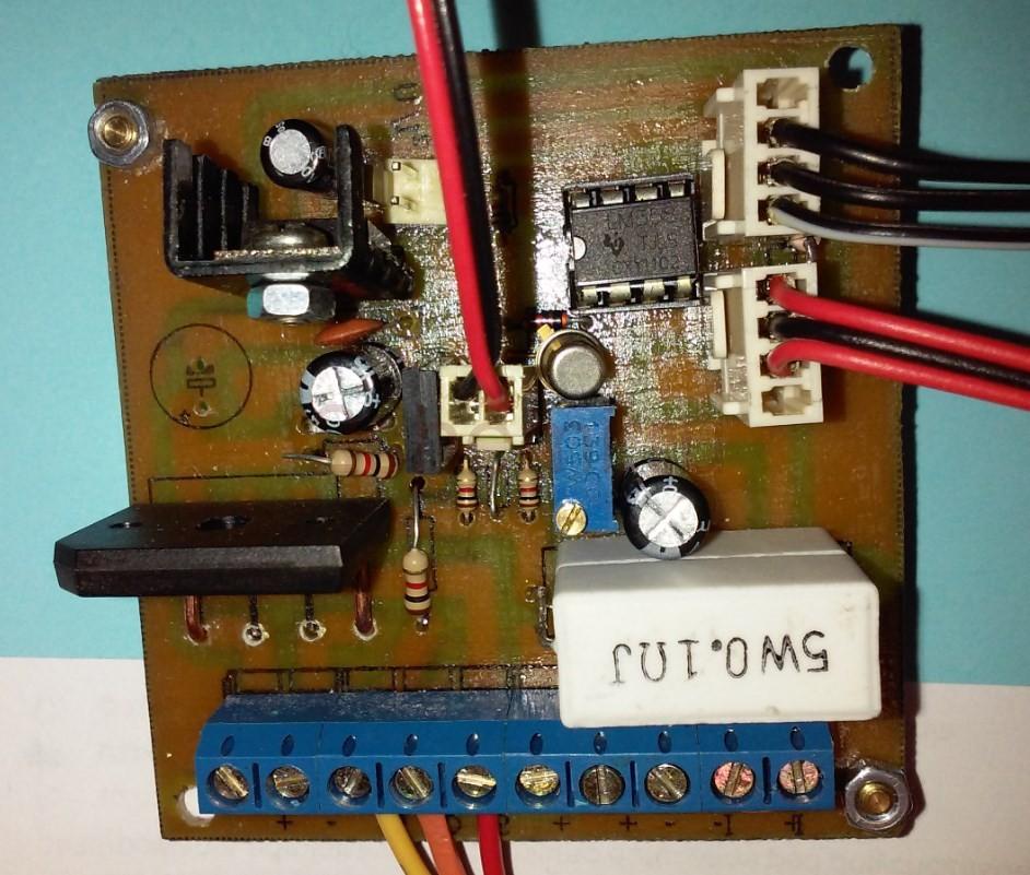 Дешевый лабораторный блок питания для радиолюбителя