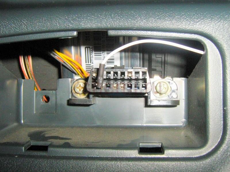 Диагностика автомобилей ВАЗ 2111 и 2112 16 клапанов и распиновка разъема