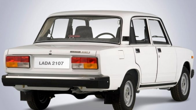 Электросхема автомобиля ВАЗ 2107 с объяснениями