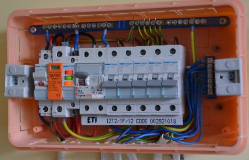 Сборка электрического щитка в квартире или частном доме своими руками