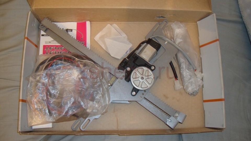 vaz steklopodemnik 3 - Схема подключения электростеклоподъемников ваз 2110