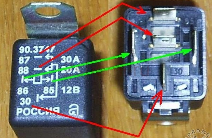 vaz steklopodemnik 8 - Электрическая схема подключения стеклоподъемника