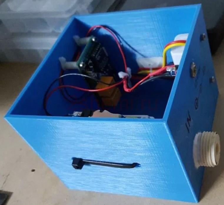 Клапан дистанционного управления водой через смартфон по WI-FI